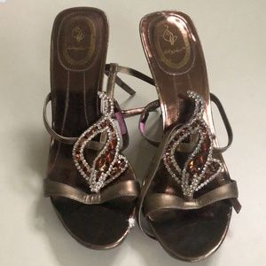 Baby Phat Wedges Size 8 1/2